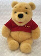 1997 Vintage, Winnie the Pooh, Plush Stuffed Animal, Mattel, Disney, Disneyana