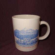 Allan Herschell Carrousel Coffee Mug 10 oz Cup Ceramic 75th Anniversary New York
