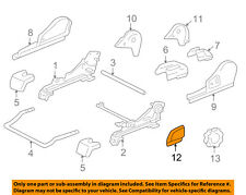 TOYOTA OEM Seat Track-Release Handle 7252616010S1