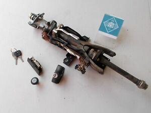 1987 BMW 535i E28 Ignition Steering Column door trunk Lock set w key 331E28