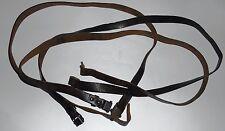Original WWII Italian Carcano 91/38 Rifle  Leather Sling