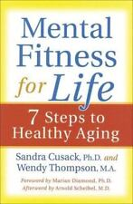 Mental Fitness for Life: 7 Steps to Healthy Aging-ExLibrary