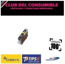 CANON CLI8 AMARILLO CARTUCHO DE TINTA GENERICO 0623B001 NON OEM