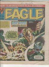 EAGLE Comic 31 December 1983 - Dan Dare: Pilot Of The Future