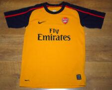 Nike ARSENAL 2008/2009 Away Shirt (per età 12/13)