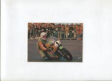 N°9921 /  carte postale couleur YAMAHA TZ 750 de Philippe Coulon