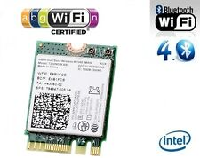 + Intel® Wireless N 7260 5Ghz WLAN+Bluetooth HP SPS: 784647-005 PCIe M.2 NGFF +
