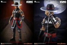 WorldBox Mortal Kombat Kung Lao 1/6 Scale Action Figure Model INSTOCK