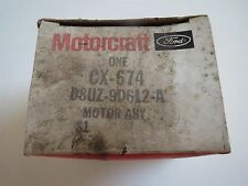 NOS 1985 - 1989 FORD F150 F250 F350 BRONCO 351 460 AIR CLEANER VACUUM MOTOR NEW