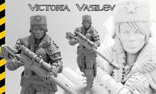 Heresy Lab Miniatures Imperial Forces Imperial Guard Sniper Victoria Vasilev