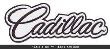 CADILLAC Aufnäher Aufbügler Patches Auto USA Oldtimer Eldorado Escalade