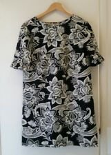 NEW Indian Floral Shift dress size 12-14
