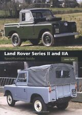 LAND ROVER SERIES II & IIA SPECIFICATION GUIDE