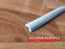 Super Quality Caravan/Motorhome Awning Rail Plastic Insert/Trim (GREY)