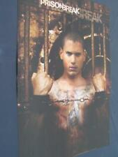 POSTER PRISON BREAK Wentworth Miller Dominic Purcell 56 x 40 cm