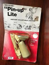 1971  SWIVELIER Pin-Up Lite Adjustable Plug-in New in PACKAGE CAT NO. EE-1