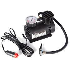 Mini Electric Inflation Pump Tyre Air Inflator 300PSI Auto Compressor Pump P0W3
