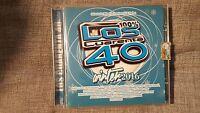 COMPILATION  - LOS CUARENTA 40 WINTER 2016. CD