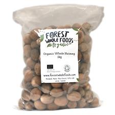 Organic Whole Nutmeg 1kg