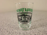 "Weingut G. Breuer 2 OZ Shot Glass 3"" Tall"