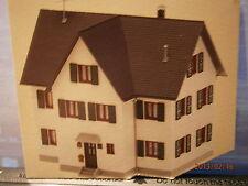 Faller Pola H0 Zweifamilienhaus weiß Bausatz NEU