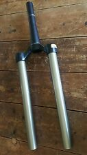 2013 FOX Evolution Series 32 TALAS 29 130 CTD Uppers Crown Stanchions used parts