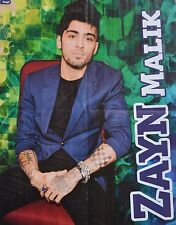 ZAYN MALIK - A2 Poster (XL - 42 x 55 cm) - One Direction Clippings Sammlung NEU