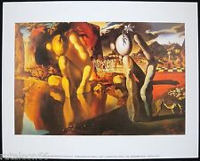 """Litografía DALÍ """"Metamorphosis of Narcissus"""" 24x30cm. Migneco-Smith 32437"""