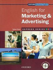 Oxford Business English Express Series FOR MARKETING & ADVERTISING with MultiROM