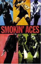 promo SMOKING ACES #1 COMIC BOOK movie prequel ALICIA KEYS RYAN REYNOLDS 1st pr