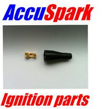 HT lead Coil  Plug straight boot and contact push fit