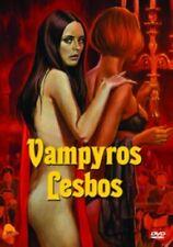 Vampyros Lesbos (Soledad Miranda, Dennis Price, Paul Muller) New Region 4 DVD