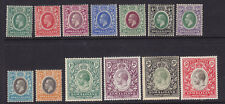 Somaliland Scott # 51 - 63 set VF OG hinged nice color cv $ 252 ! see pic !