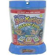 Sea Monkeys 80482 Ocean Zoo Bleu