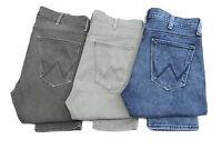 Mens Ex Wrangler Larston Stretch Skinny Tapered Jeans (SECONDS) RRP £80 WA80