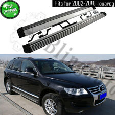 Running board fits for 2002-2010 Volkswagen Touareg side step nerf bars pedal