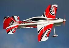 Modellini di aerei radiocomandati rosso