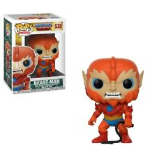 Funko POP ! Vinyl Beast man MOTU 563  Masters of The Universe - NEW!