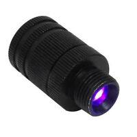Compound Bow Fiber Optic LED Sight Light 3/8-32 Thread Universal Fit V1K1