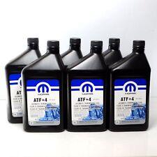 6 x 0.946L ATF+4 AUTOMATIC TRANSMISSION SERVICE OIL KIT FOR Chrysler Jeep Dodge