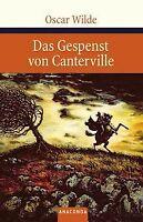Das Gespenst von Canterville von Oscar Wilde   Buch   Zustand gut