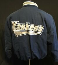 Starter Vintage New York Yankees Jacket Size L quilted warm
