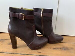 ** Paul Smith ** Leather Boots, Size 41