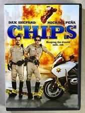 Chips (DVD, 2017) - F0901