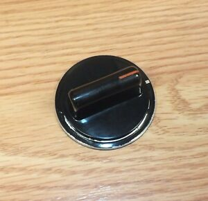 """OEM Magic Chef (3842XRW) Black 2"""" Replacement Stove Knob Only *READ*"""
