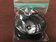 Bacharach Stinger Model 2000 Line Cord with Clip 110/120 Volts Black 6 Foot