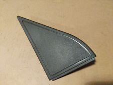 RANGE ROVER CLASSIC INTERIOR DOOR MIRROR COVER TRIM PLATE PASSENGER NEAR SIDE