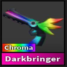 Roblox Murder Mystery 2 (MM2) Chroma Darkbringer (READ DESCRIPTION!)