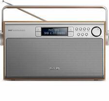 Philips AE5220/12  Radio portátil 6 W Pantalla LCD, DAB y FM Altavoz integrado