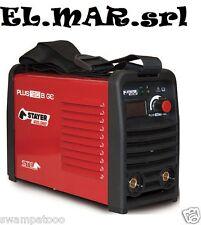 Saldatrice Inverter STAYER PLUS 120 A generatore in valigetta Professionale